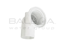 Safety Suction Elbow (302201 & 302201M)