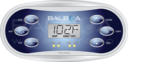 Balboa Water Group - Topside Spa Panel Manuals on